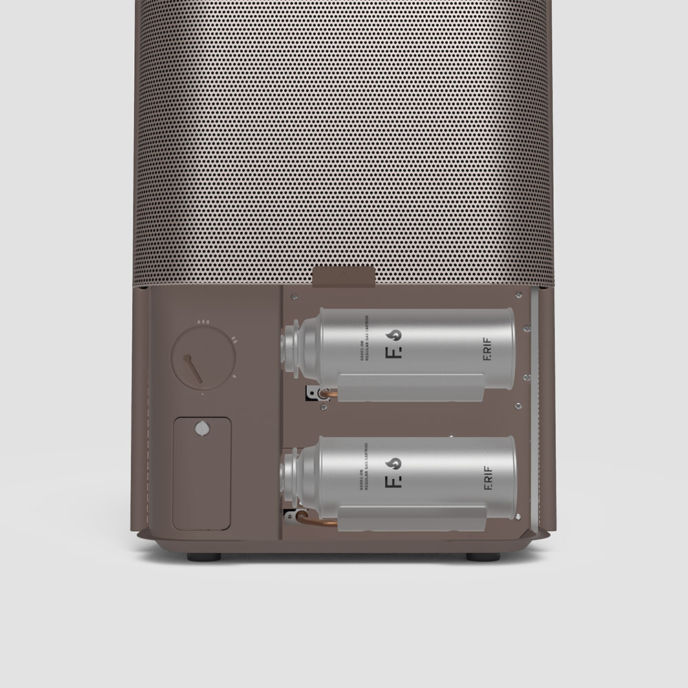 Outdoor Gas Boiler | Shell Pink